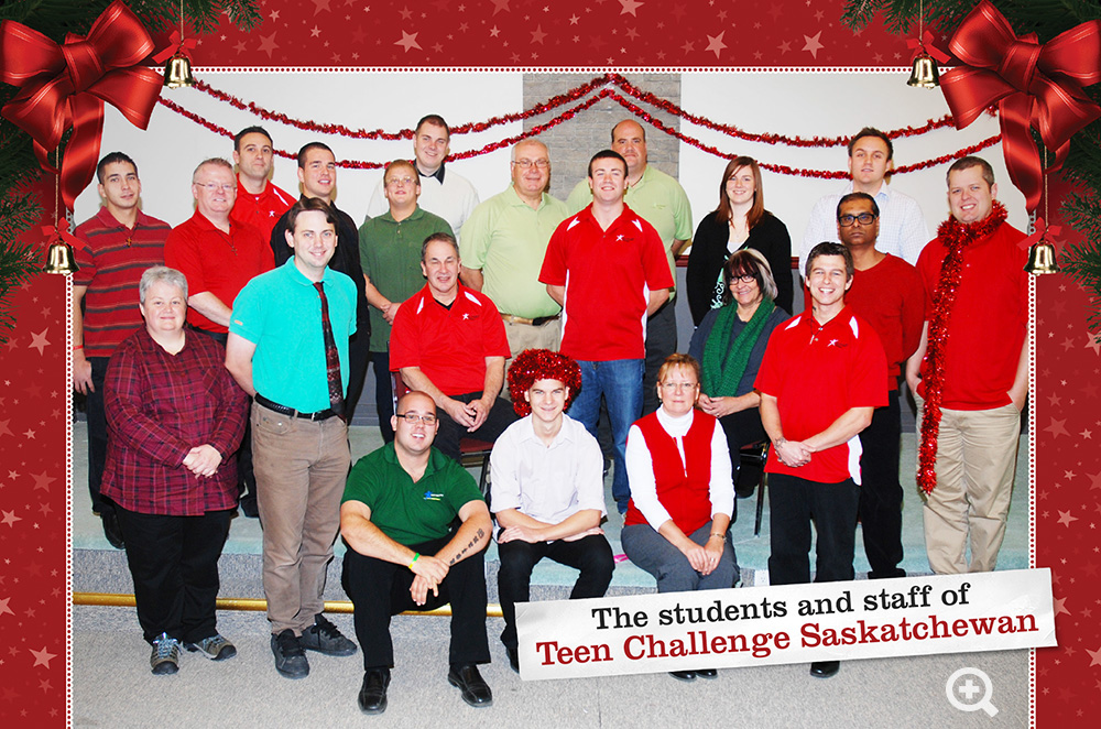Merry Christmas From Teen Challenge Alberta