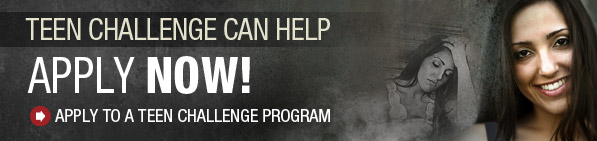Apply To The Teen Challenge Canada Program