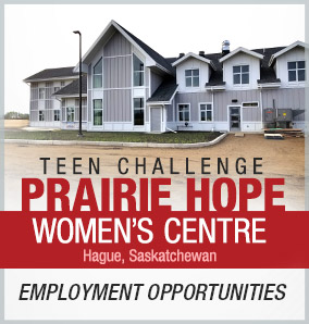 New Prairie Hope Women's Centre - Emplpyment Opportunities